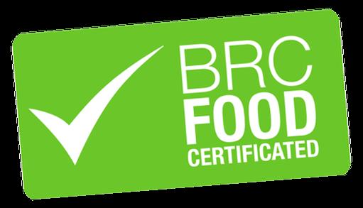 BRC Food certificaat