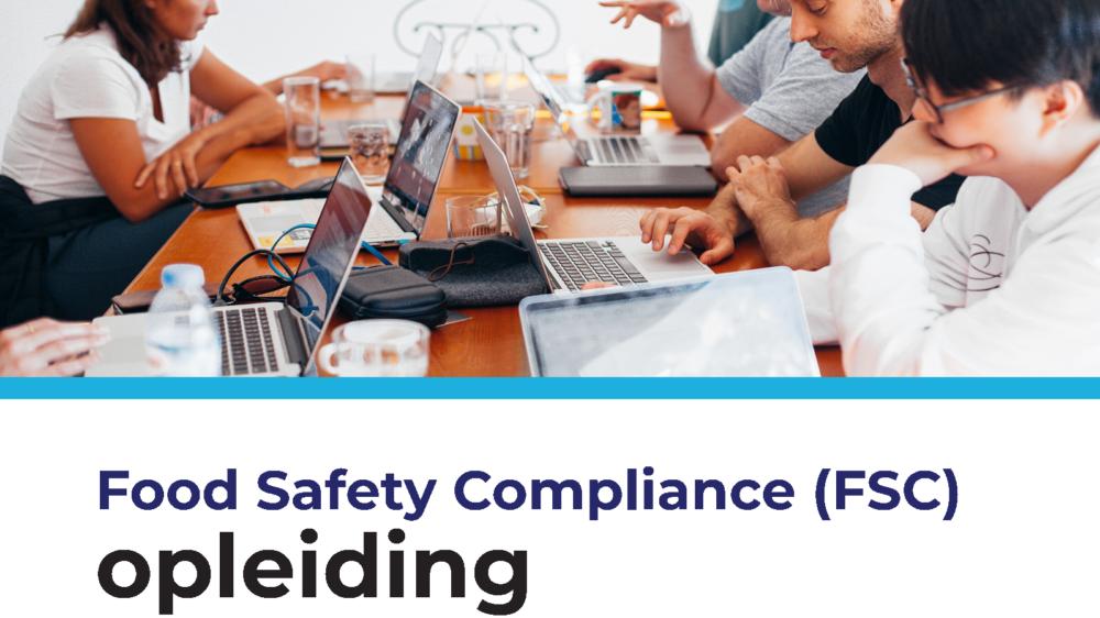 FSC opleiding folder