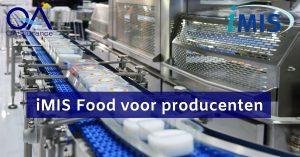 iMIS food voor produceten en brokers