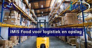 iMIS Food logistiek opslag
