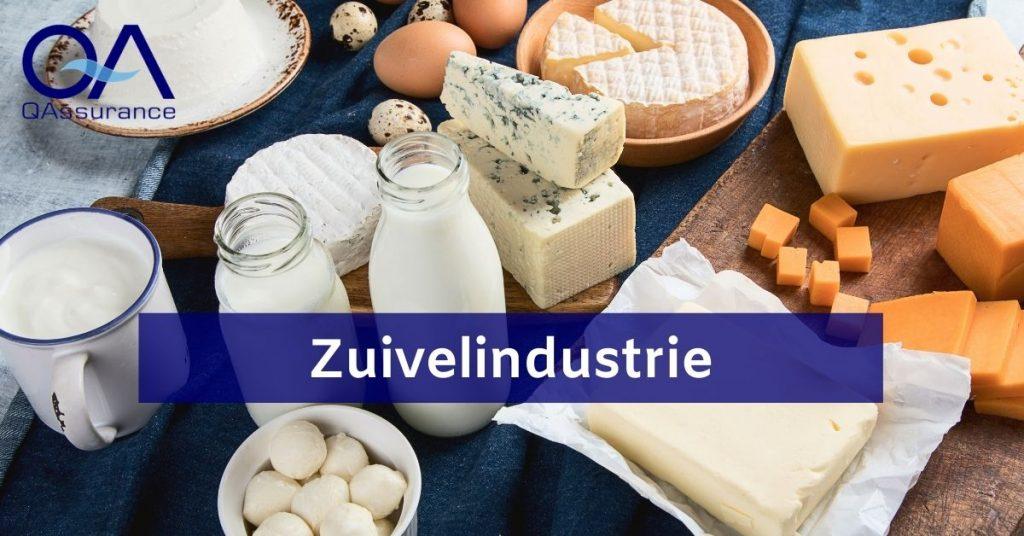 Zuivelindustrie voedselveiligheid