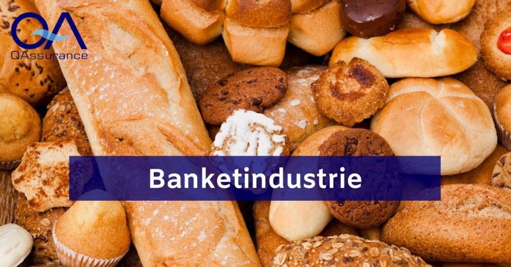 Banketindustrie voedselveiligheid