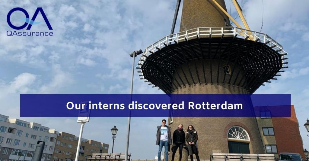 Discovering Rotterdam