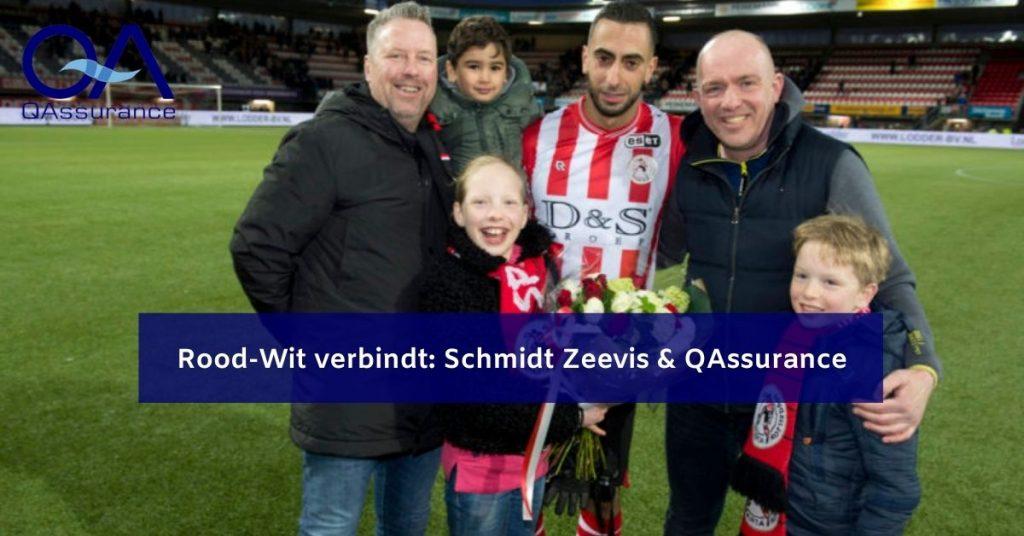 QAssurance Schmidt Zeevis Sparta