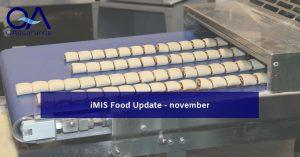 imis food update