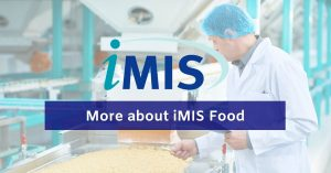 More About iMIS Food