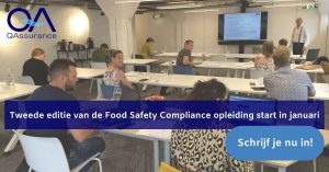 Food Safety Compliance opleiding