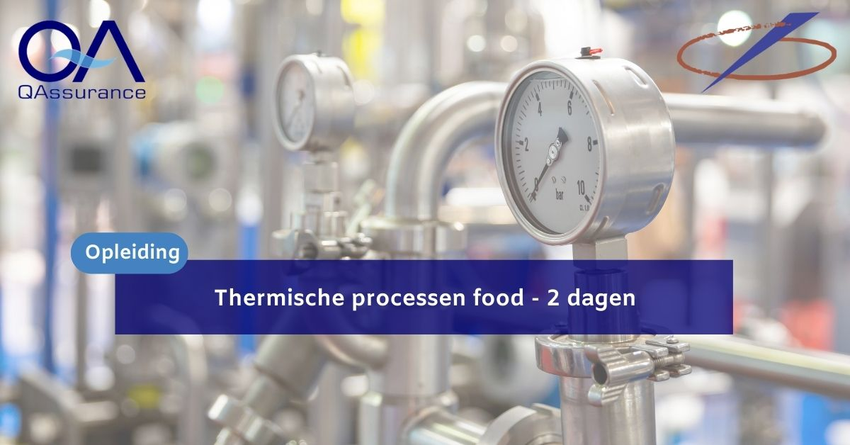 Thermische processen food