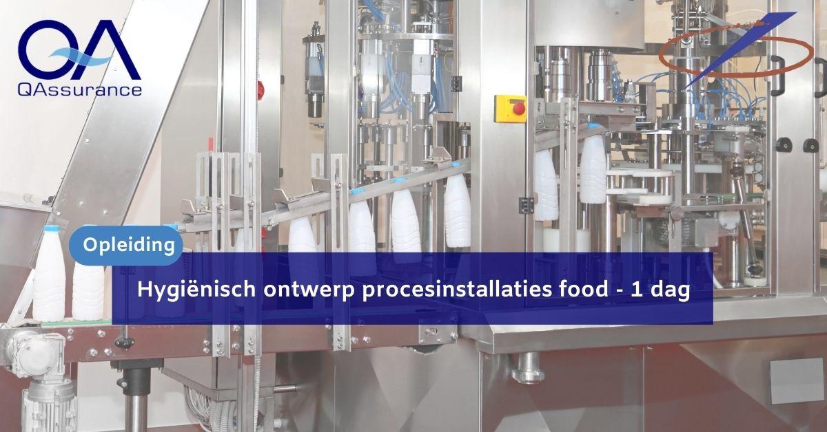 procesinstallaties food