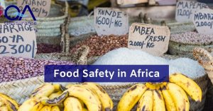 Current situation Food Safety in Africa