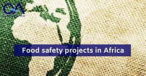 Food Safety projects in Africa