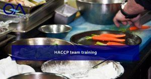 HACCP Team training
