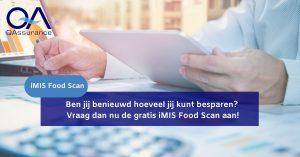 Kostenbesparing voedselveiligheid