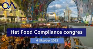 Food Safety compliance congres