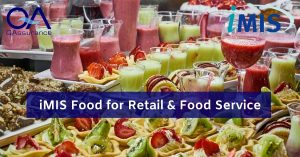 iMIS Food for Retail & Food Service