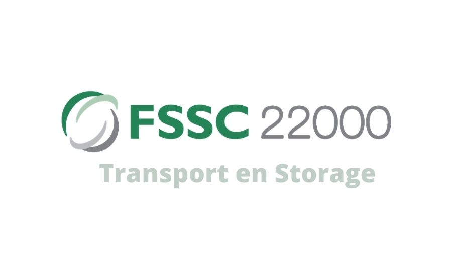 FSSC Transport en Storage logo