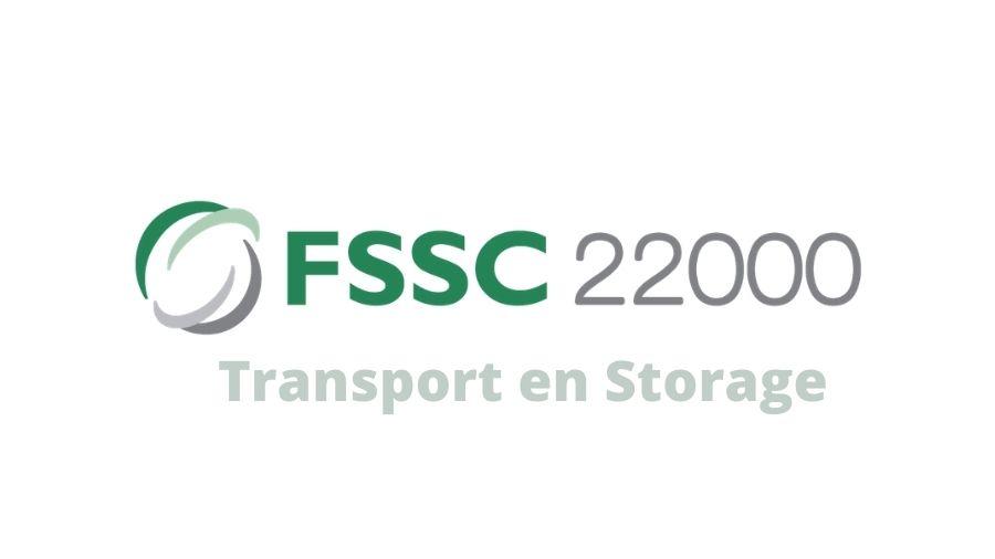 FSSC Transport en Storage logo