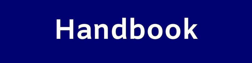 Handbook Imis Food