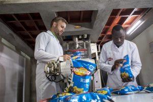 Thijs Boer Rwanda Food