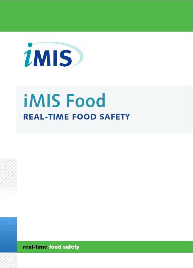 iMIS Food algemeen