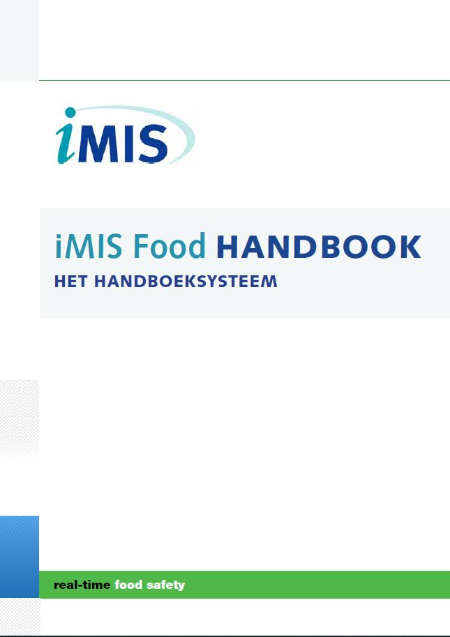 iMIS Food handbook