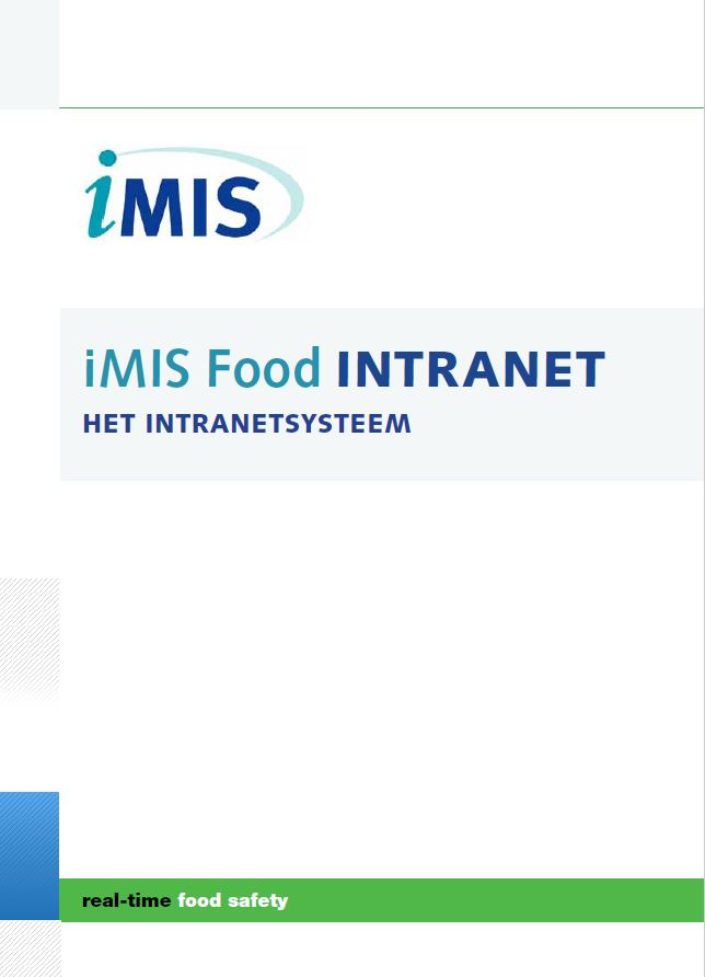 iMIS Food intranet